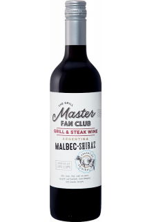 The Grill Master Fan Club Malbec-Syrah